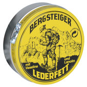 Bergsteiger Leather Grease
