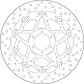 Brembo Brake-Discs Floating Disc