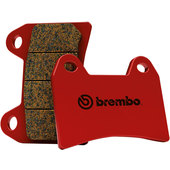 BREMBO PAST.FRENO SINTER KIT PAST.FRENO CON ABE