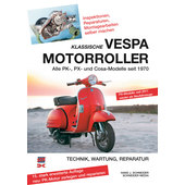 VESPA SCOOTER MANUALE