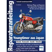 Reparaturanleitung Youngtimer aus Japan