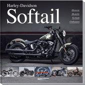 HARLEY DAVIDSON -SOFTAIL- BUCH, 304 SEITEN