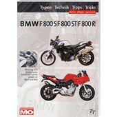 BMW HANDBUCH F 800 S/ST/R FAHREN,PFLEGEN,REPARIEREN