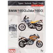 BMW MANUALE R 650 GS/CS