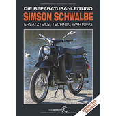 Simson Schwalbe - The Repair Manual