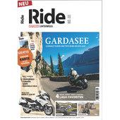 MOTORRAD Ride 2019 12 TOUREN, 168 SEITEN