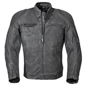 VAN. NUBUK LEATHER JACKET