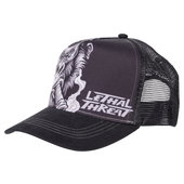 LETHAL THREAT TRUCKER CAP