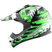 Madhead X4B Motocross Helmet