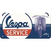 Vespa hanging Sign