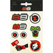 LORENZO STICKER