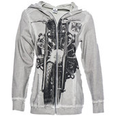 WCC LADIES BIG BIKE HOODY