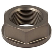LSL Top Yoke Nut, Aluminium
