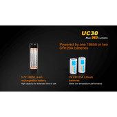 FENIX LED-LAMPE UC30 USB