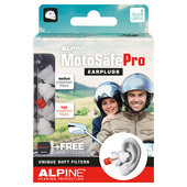 ALPINE MOTOSAFE PRO SET (2 FILTER VARIATIONS)