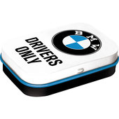 PILLENDOSE BMW *DRIVERS ONLY*, 40 X 60MM, 15GR