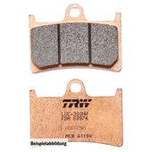 TRW plaquettes de frein metal fritté
