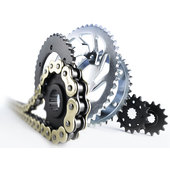 DID CHAIN-KIT CHAIN+PINION+SPROCKET