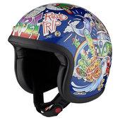 DMD Vintage Road Trip Jet Helmet