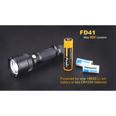 FENIX LED-LAMPE FD41