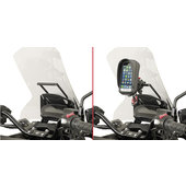 GIVI FB support GPS