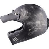 AJS Vintage II retro offroad-helmet