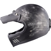 Vintage II retro offroad-helmet