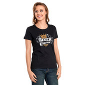 Biker Queen Ladies Shirt