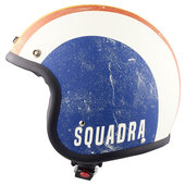 Vintage Squadra Corse Jet Helmet