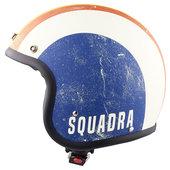 Vintage Squadra Corse casque jet