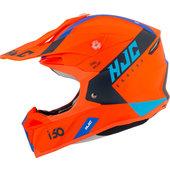 I50 Erased Motocross Helmet