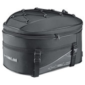 Iconic GT Tail Bag with belt system black