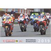 Motorrad Grand-Prix Kalender 2019
