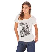 Queen Kerosin Rebel Queen Ladies T-Shirt