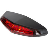LED tail light with brake light