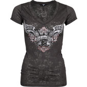 Lethal Angel Guns n Roses Ladies Shirt