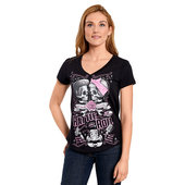 Lethal Angel Rattle N Roll ladies shirt