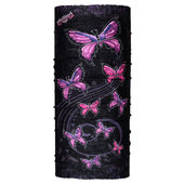 Night-Butterfly Ladies multipurpose Scarf