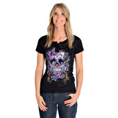 Lethal Angel Ladies Shirt