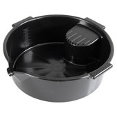 MULTIPURPOSE BOWL, 6 L RESISTANT TO OIL AND ACID