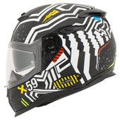 SX.100 Enigma Full-Face Helmet