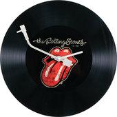 Rolling Stones Wanduhr Durchmesser 30cm