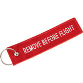 SCHLUESSELANH. *REMOVE BEFORE FLIGHT* CA. 13CM
