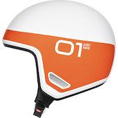 Schuberth O1 Ion Orange Jet Helmet