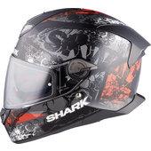 Shark Skwal 2 Nuk-Hem Full-Face Helmet