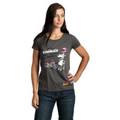 MOTOmania Einhorn ladies shirt