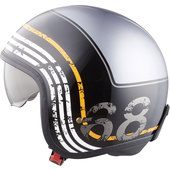 Highway 1 Retro 68 II casque jet