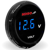 Koso Coin-Voltmeter digital