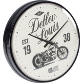 Louis 80 Edition wall clock