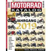 Motorrad catalogue 2019 (Zeitschrift)